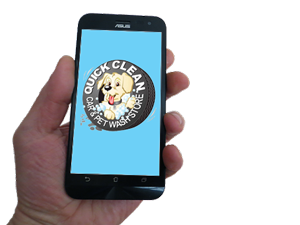 Self service pet wash quick clean be sure to visit your favorite app store to download our new quick clean car pet wash app its free solutioingenieria Images